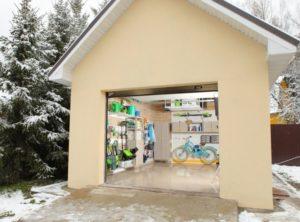 Ремонт и обустройство гаража под ключ